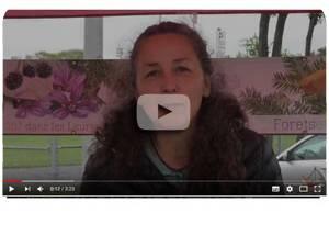 Capsule vidéo Chantal Conan de Forêts et Papilles